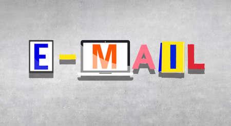 correspondencia: Concepto de correo electr�nico correspondencia Comunicaci�n Online