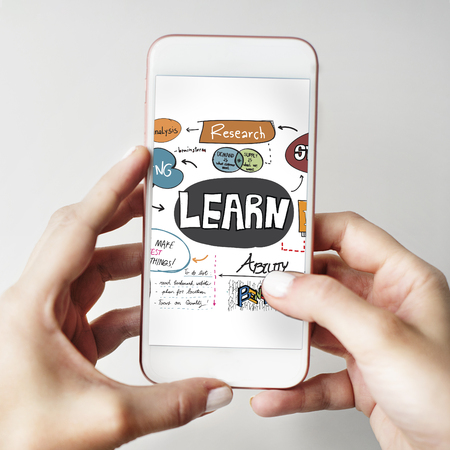 Learn Learning Development Education Knowledge Concept Stok Fotoğraf