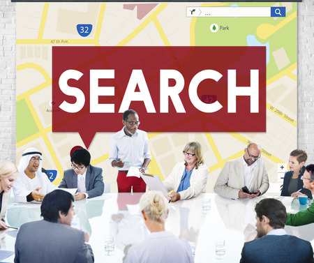 business for the middle: Search Searching Exploration Discover Inspect Finding Concept