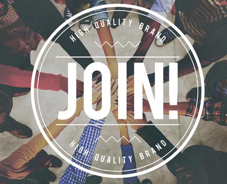 membership: Join Membership Recruitment Register Concept