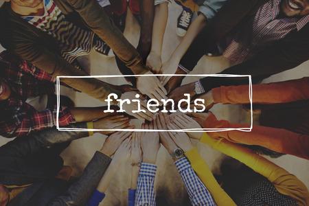 amabilidad: Amigos Amistad Asociación de Apoyo Concepto Amabilidad