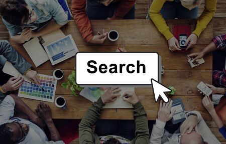 optimisation: Search Searching Finding Looking Optimisation Concept