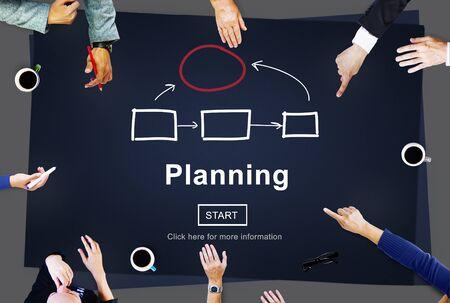 organigrama: Organigrama de Planificaci�n P�gina de inicio Concept