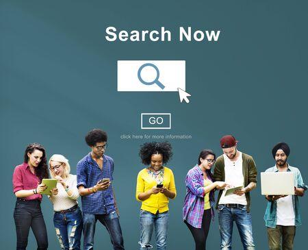 conclusion: Buscar Ahora Exploración Descubrir la búsqueda Finding Concept