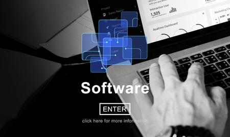 Programa de desarrollo de software Concepto de datos de tecnología