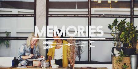 recordar: Recuerdos para recordar los momentos de Información Mente Concept