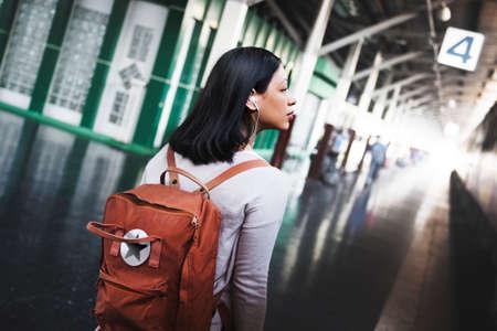 Travel Commuter Destination Tourist Concept Stock Photo