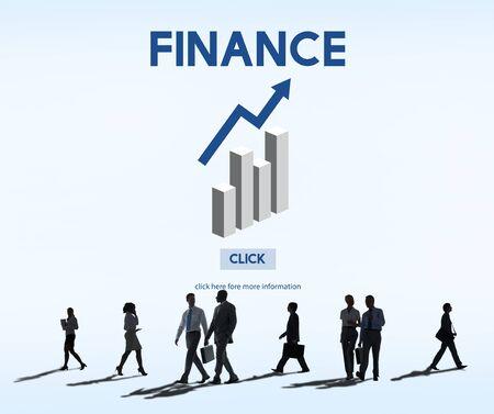 Finanzbuchhaltung-Balance-Wirtschafts-Konzept