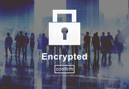 decipher: Encrypted Hidden Protected Information Concept