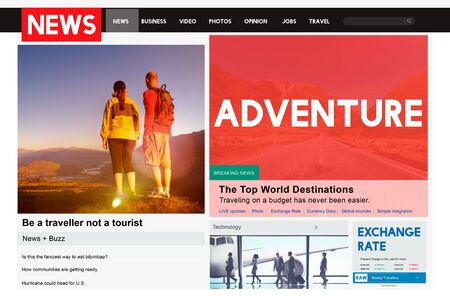 expedition: Adventure Trip Journey Expedition Concept