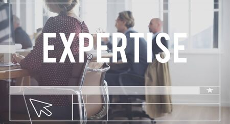 Expertise Excellence Professional Insight Concept