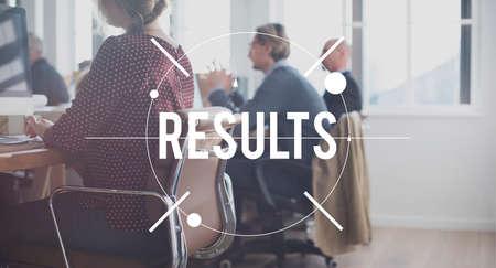 outcome: Results Progress Achievement Evaluation Outcome Concept