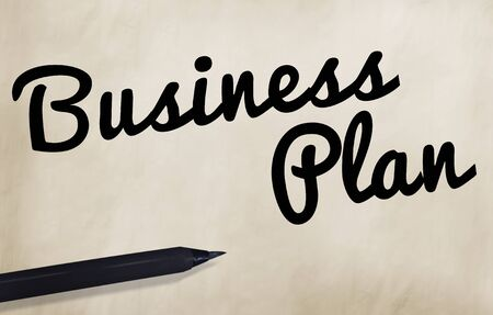 tactics: Business Plan Vision Strategy Tactics Planning Concept