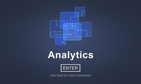 reseach: Analytics Analysis Data Information Research Concept Stock Photo