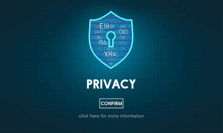 seclusion: Privacy Private Secret Security Protection Concept