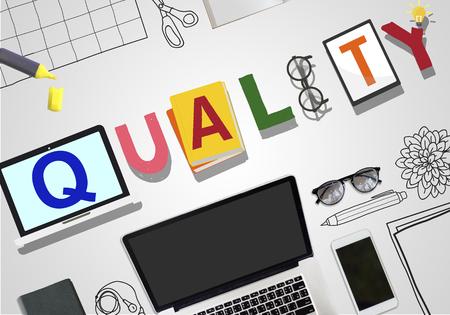 condition: Quality Standard Value Condition Guarantee Concept