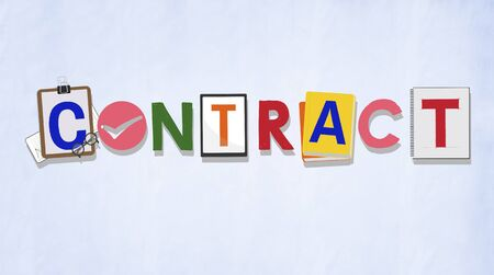 covenant: Contract Agreement Deal Commitment Covenant Concept
