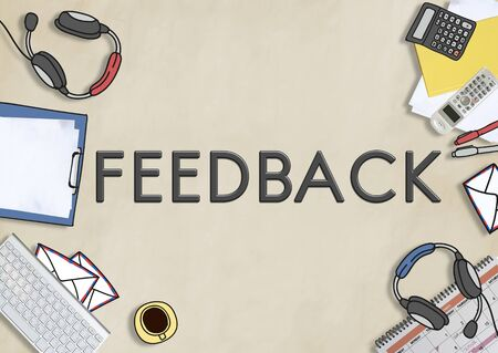 suggestions: Feedback Answers Faq Review Assessment Concept