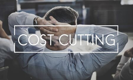 expenditures: Cost Cutting Budget Bookkeeping Debt Expenditures Concept