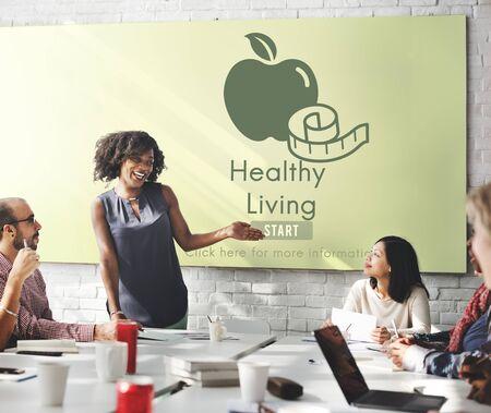 reuniones empresariales: Vitalidad Salud Vida Seguros Ejercicio Concepto Vida