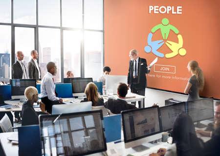 personas escuchando: Concepto Sociedad Población Diversidad Persona de Energía