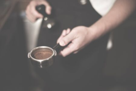 brew house: Barista Coffee Brewing Grind Professional Concept