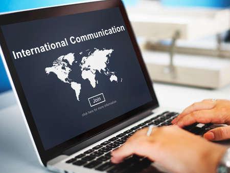 comunicar: Internacional de Comunicaci�n Global Concept Comunicaci�n