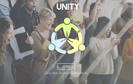 african solidarity: Unity United Togetherness Support Community Concept
