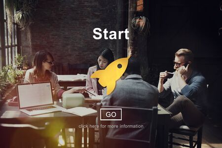 empezar: Start Build Begin Motivate Ready Successful First Concept