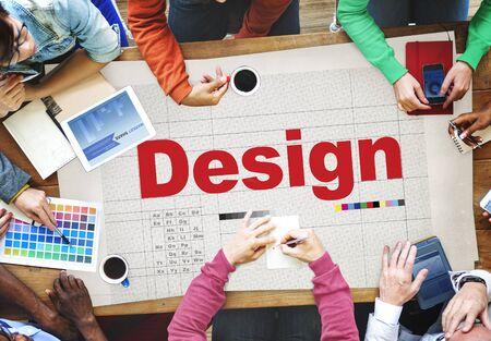 proposito: Concepto de diseño creativo Planificación Propósito Esquema Dibujo