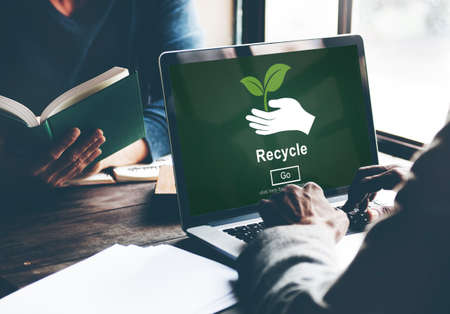 reduce: Recycle Reuse Reduce Ecosystem Environment Concept