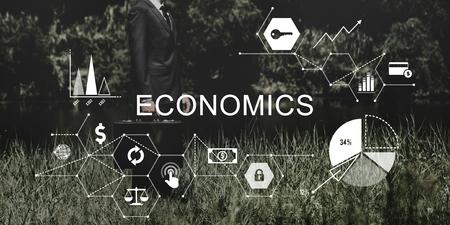 attache case: Economics Investment Profit Revenue Savings Concept