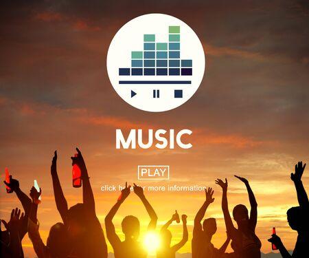 instrumental: Music Culture Instrumental Rhythm Melody Audio Concept