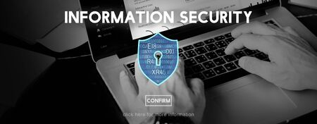 Information Security Protection Interface-Konzept