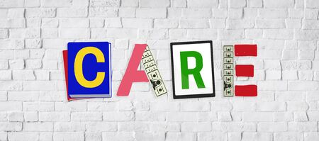 Care Assurance Protection Help Charity Security Concept