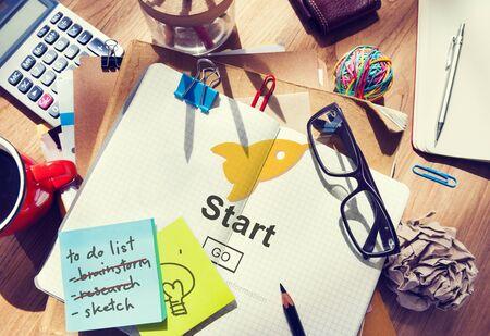 empezar: Start Begin Activation Begin First Build Forward Concept