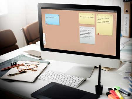recordar: Recordatorio Recuerde libreta de planificaci�n concepto de lista