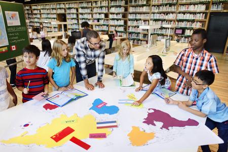 学術学校における基本概念の学習