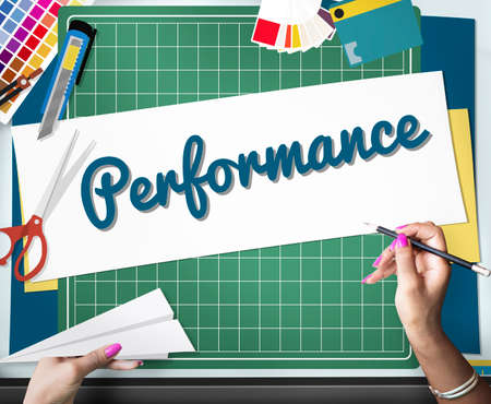 fulfilment: Performance Skills Talent Business Concept