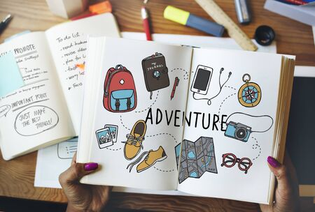 Adventure Travel Destinations Trip Holiday Concept