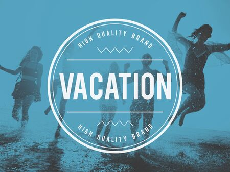 the carefree: Vacation Carefree Leisure Freedom Relaxation Concept