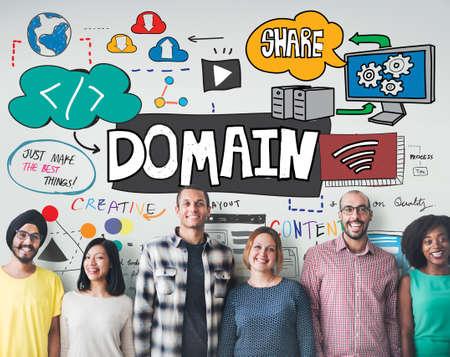 diversity domain: Domain Area Content Territory Data Concept
