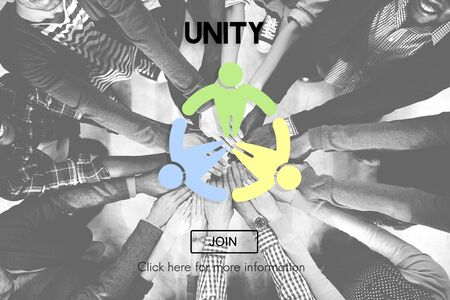 other keywords: Unity United Togetherness Support Community Concept