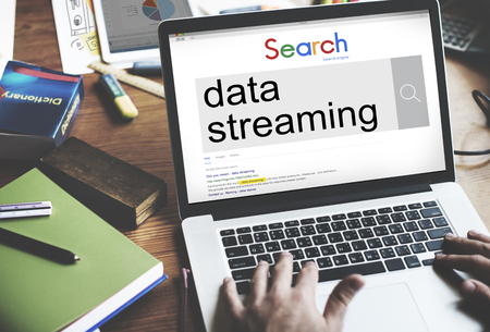 Online search for data streaming concept