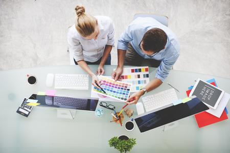 creative design: Brainstorming Planning Partnership Strategy Adminstratation Concept Stock Photo