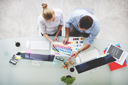 Brainstorming Planning Partnership Strategy Adminstratation Concept Foto de archivo