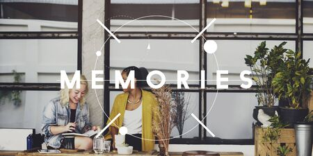 remember: Memories Remember Moments Information Mind Concept