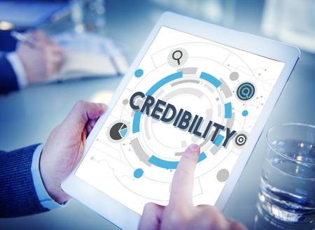 integridad: La credibilidad de Confianza Integridad Confiabilidad Concepto de probabilidad