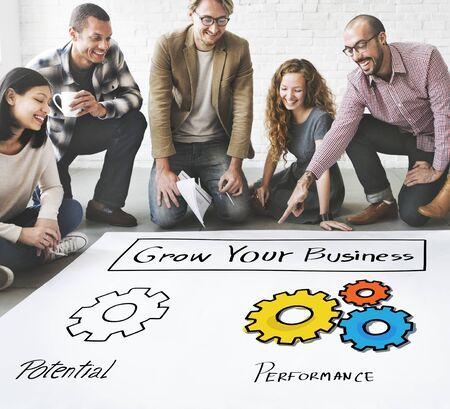 accomplishment: Potential Performance Accomplishment Efficiency Concept