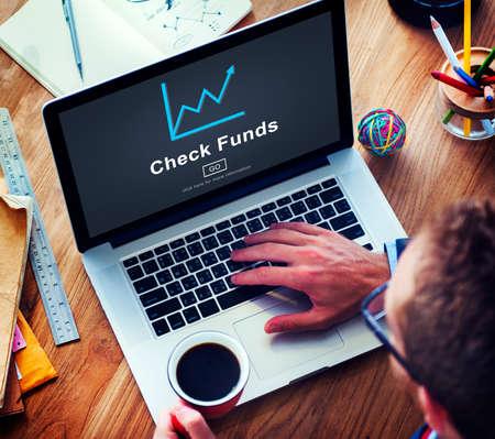 fondos negocios: Compruebe el análisis del presupuesto fondos a datos empresariales Concepto Finanzas